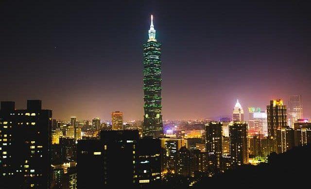 台北市酒店分布區域
